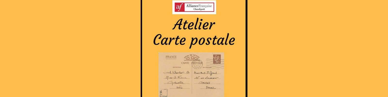 Carte Postale Francaise.Atelier Carte Postale Citywoofer